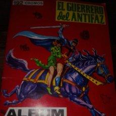 Coleccionismo Álbumes: EL GUERRERO DEL ANTIFAZ. Lote 109291031