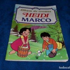 Coleccionismo Álbumes: HEIDI & MARCO - RBA 231 DE 288. Lote 109314751