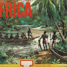 Coleccionismo Álbumes: COSMORAMA DE AFRICA. Lote 110377839