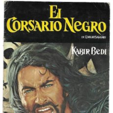 Coleccionismo Álbumes: EL CORSARIO NEGRO. Lote 110379295