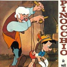 Coleccionismo Álbumes: PINOCCHIO DE CLESA. Lote 110380179