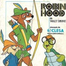 Coleccionismo Álbumes: ROBIN HOOD DE CLESA. Lote 110380419