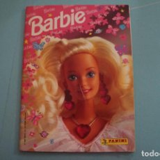 Coleccionismo Álbumes: ÁLBUM INCOMPLETO DE BARBIE AÑO 1993 DE PANINI. Lote 296790783