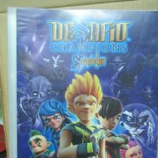 Coleccionismo Álbumes: DESAFIO CHAMPIONS SENFOKAI PANINI 106 CROMOS. Lote 110885039