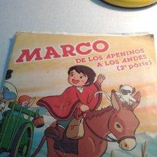 Coleccionismo Álbumes: MARCO DE LOS APENINOS A LOS ALPES 2ºPARTE FALTA LA ESTAMPA 45. Lote 133820367
