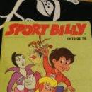 Coleccionismo Álbumes: SPORT BILLY - FHER -1981 - A FALTA DE 2 CROMOS. Lote 112146063