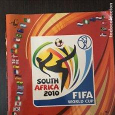 Coleccionismo Álbumes: ÁLBUM FIFA - SOUTH AFRICA 2010 - PANINI. Lote 112576140