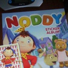 Coleccionismo Álbumes: ALBUM CROMOS NODDY + 211 CROMOS. Lote 112742571