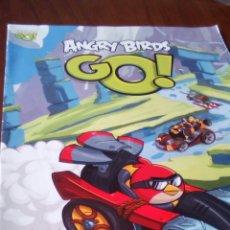 Coleccionismo Álbumes: ÁLBUM ANGRY BIRDS GO. Lote 112785864