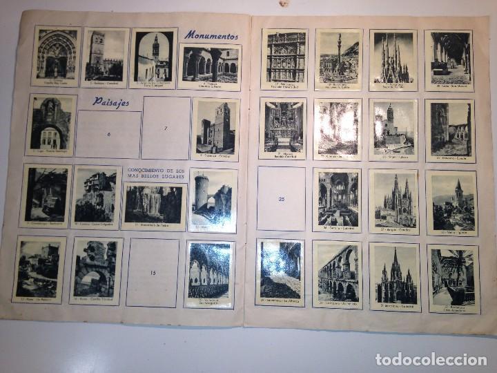 Coleccionismo Álbumes: Monumentos y Bellezas de España - Foto 3 - 112921715