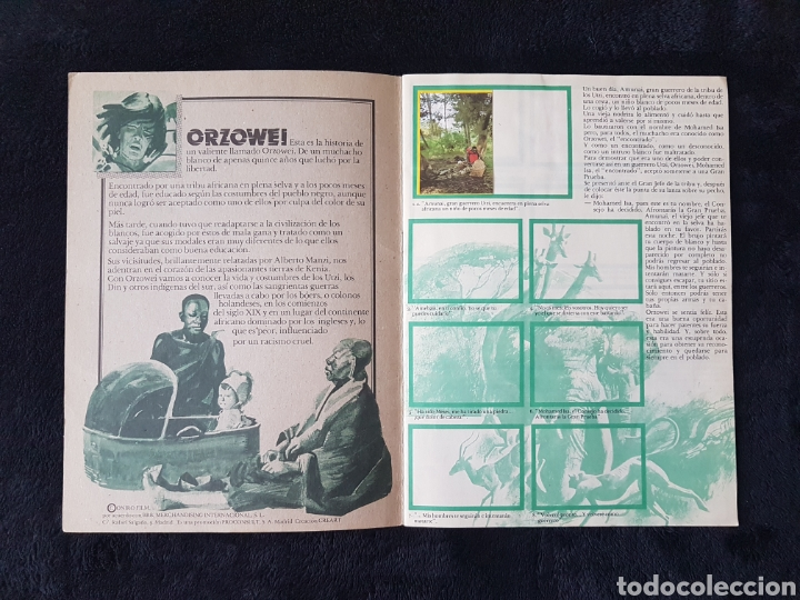 Coleccionismo Álbumes: Album Orzowei.Bimbo. 33 cromos. Excelente estado!!! - Foto 2 - 113316487