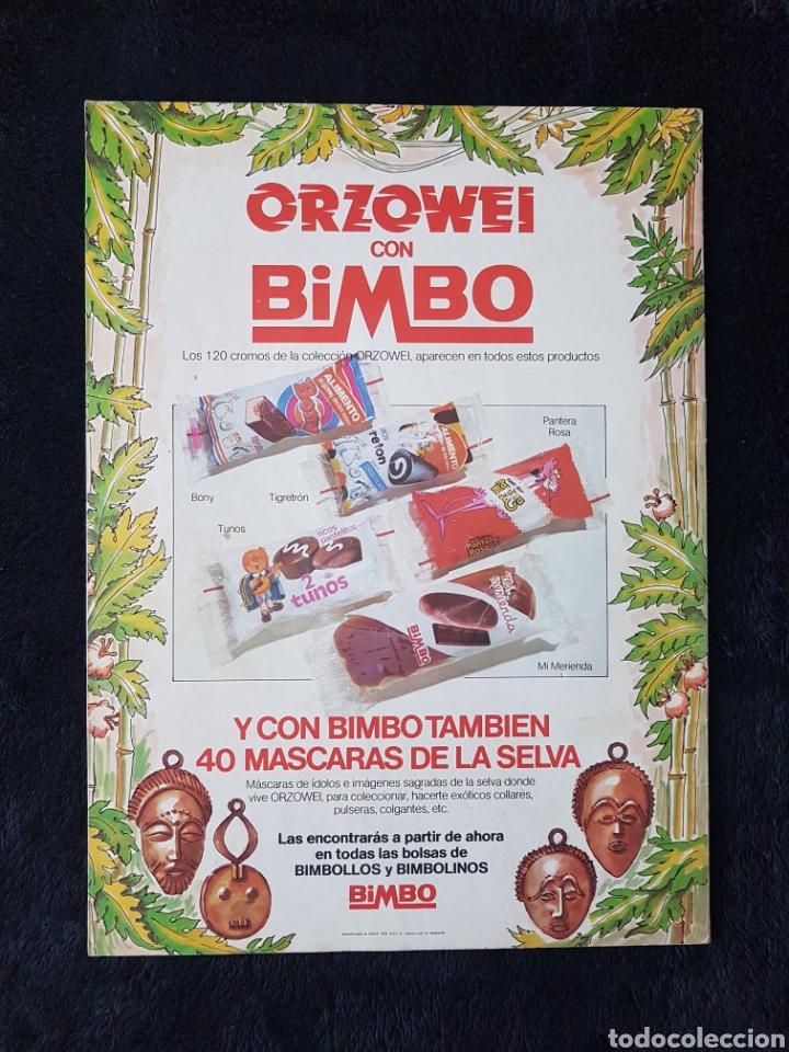 Coleccionismo Álbumes: Album Orzowei.Bimbo. 33 cromos. Excelente estado!!! - Foto 11 - 113316487