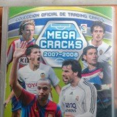 Coleccionismo Álbumes: MEGA CRACKS 07-08. Lote 113401343