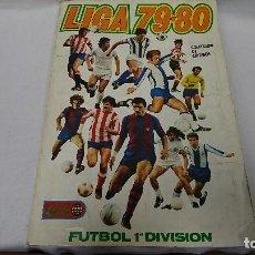 Coleccionismo Álbumes: ÁLBUM LIGA ESTE LIGA 79-80,1979-1980,MIRAR FOTOS . Lote 115241659