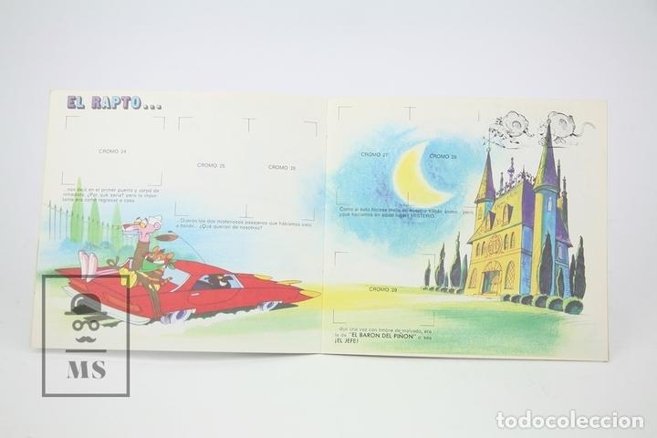 Coleccionismo Álbumes: Álbum de Cromos Vacío - El Show De La Pantera Rosa Y Tigretón - Bimbo, Año 1974 - Foto 2 - 116574703
