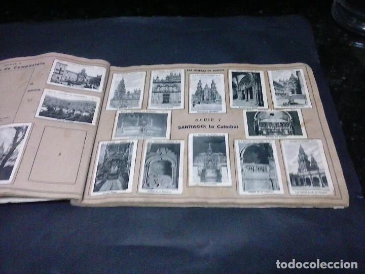 Coleccionismo Álbumes: album de cromos de las bellezas de galicia - Foto 3 - 115732091