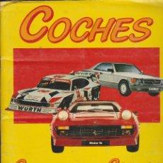Coleccionismo Álbumes: COCHES. COLECCIÓN DE CROMOS 1966 EDICIONES UNIDAS, S.A.. Lote 116147431