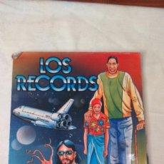 Coleccionismo Álbumes: ALBUM LOS RECORDS.1988. CROMOS ROS. A FALTA DE 4 CROMOS. Lote 116279652