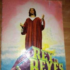 Coleccionismo Álbumes: ALBUM REY DE REYES FOTOS DE TODO EL ALBUM. Lote 116534594