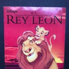 Collectable Incomplete Albums - EL REY LEON - DISNEY - PANINI - LE FALTAN 27 CROMOS - 116582655