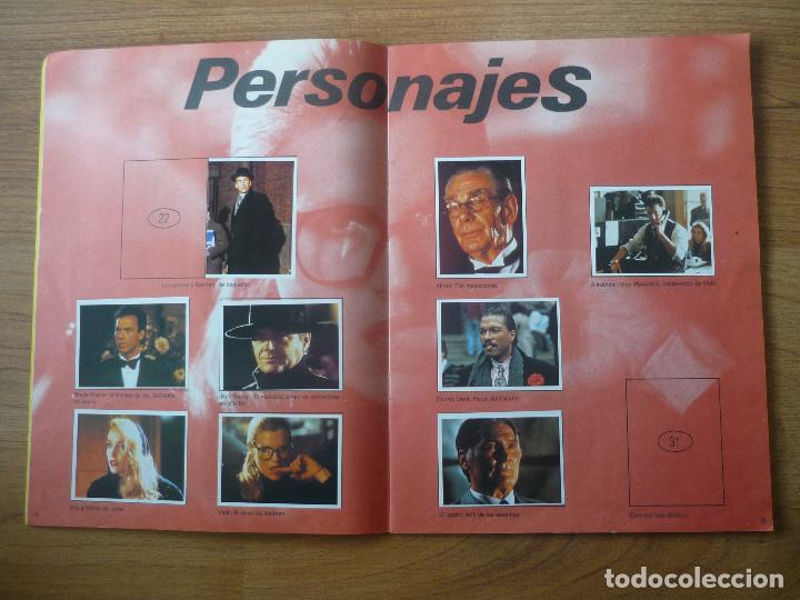 Coleccionismo Álbumes: ALBUM BATMAN DE ASTON CON 153 CROMOS (COMPLETO A FALTA DE 9) - 1989 - Foto 4 - 116848815