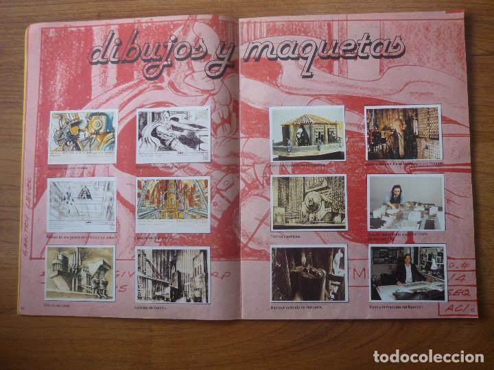 Coleccionismo Álbumes: ALBUM BATMAN DE ASTON CON 153 CROMOS (COMPLETO A FALTA DE 9) - 1989 - Foto 6 - 116848815