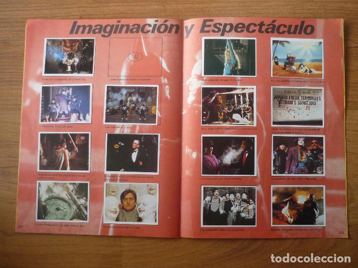 Coleccionismo Álbumes: ALBUM BATMAN DE ASTON CON 153 CROMOS (COMPLETO A FALTA DE 9) - 1989 - Foto 13 - 116848815