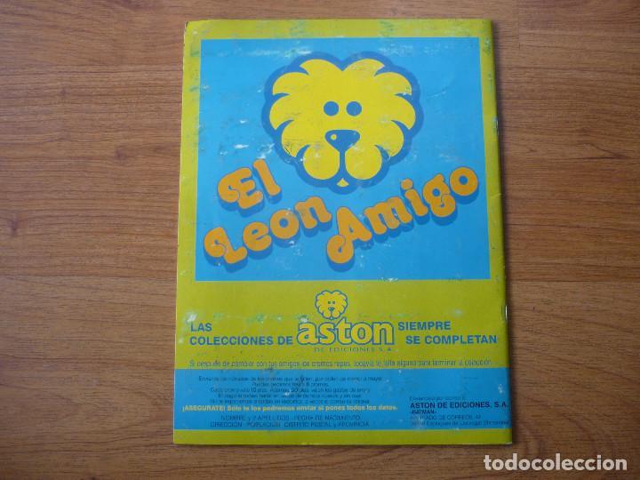Coleccionismo Álbumes: ALBUM BATMAN DE ASTON CON 153 CROMOS (COMPLETO A FALTA DE 9) - 1989 - Foto 15 - 116848815