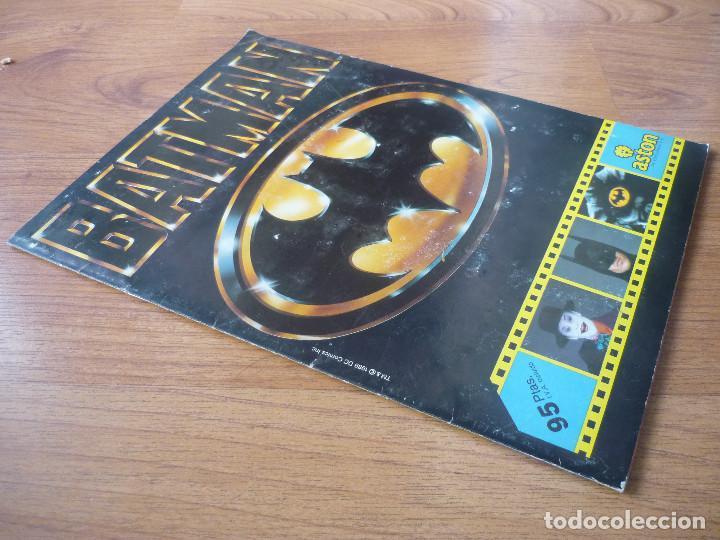 Coleccionismo Álbumes: ALBUM BATMAN DE ASTON CON 153 CROMOS (COMPLETO A FALTA DE 9) - 1989 - Foto 16 - 116848815