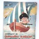 Coleccionismo Álbumes: ANTIGUO ALBUM CROMOS 1965 -AVENTURAS DE JUANITO ZAHOR EN LOS MARES DE ORIENTE - CHOCOLATES CHOCOLATE. Lote 118293875
