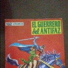 Collectionnisme Albums: ÁLBUM VACIO. EL GUERRERO DE ANTIFAZ. ÁLBUM DE CROMOS. EDITORIAL MAGA, 1979.. Lote 124498283