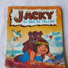Coleccionismo Álbumes: ALBUM CROMOS JACKY DANONE. Lote 119256866