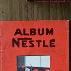 Coleccionismo Álbumes: ÁLBUM NESTLE. SIN CROMOS. AÑO 1987. Lote 120571070