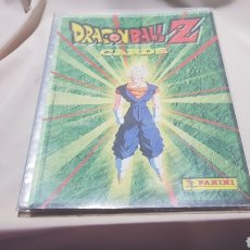 Coleccionismo Álbumes - Album coleccion dragon ball Z serie 5 de panini con 39 FICHAS - 121230179