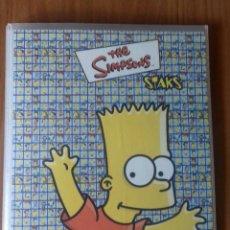 Coleccionismo Álbumes: ALBUM INCOMPLETO THE SIMPSONS. Lote 121807079