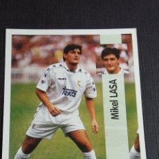 Coleccionismo Álbumes: LIGA 96/97 1996 1997 - PANINI - 87 LASA - REAL MADRID ( NUNCA PEGADO ). Lote 121808723