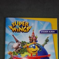 Coleccionismo Álbumes: ALBUM SUPER WINGS. EDITORIAL PANINI. Lote 123002943