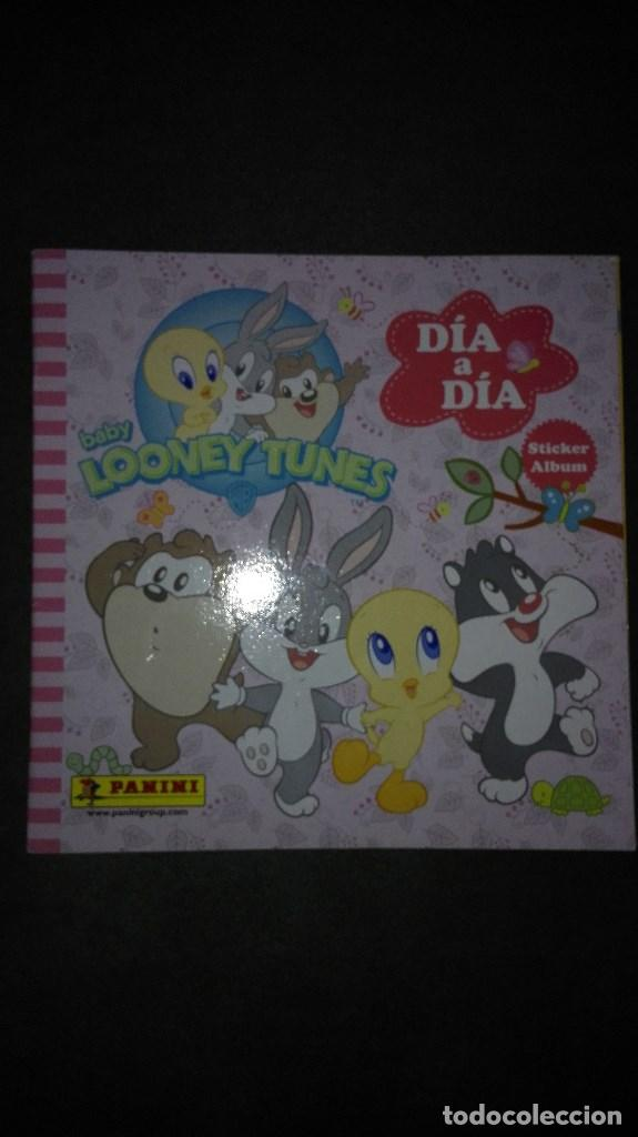 ALBUM BABY LOONEY TUNES. EDITORIAL PANINI segunda mano
