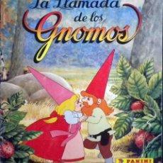 Coleccionismo Álbumes: LA LLAMADA DE LOS GNOMOS - FALTAN 20 DE 225. Lote 124297835
