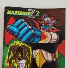 Coleccionismo Álbumes: ALBUM FHER MAZINGER Z 2 A FALTA DE UN CROMO. Lote 126101807
