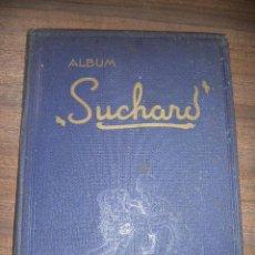 Coleccionismo Álbumes: ALBUM INCOMPLETO. ALBUM SUCHARD. FALTAN SOLO 10 CROMOS. 27 X 21 CM. VER FOTOS. 1932.. Lote 126438955