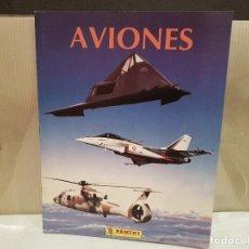 Coleccionismo Álbumes: ANTIGUO ALBUM AVIONES PANINI PERFECTO ESTADO VACIO VER FOTOS. Lote 126992631