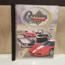 Coleccionismo Álbumes: ANTIGUO ALBUM CRYSTAL CARS DREAM PERFECTO ESTADO VACIO VER FOTOS. Lote 127001703