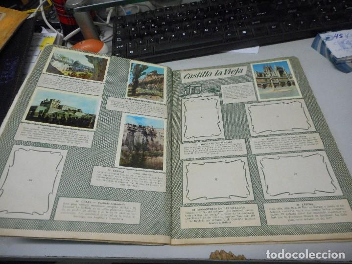 Coleccionismo Álbumes: album bellezas de españa con 120 cromos - Foto 2 - 128273443