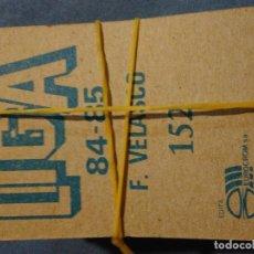 Coleccionismo Álbumes: CROMOS BALONCESTO LIGA 84-85. Lote 128375587
