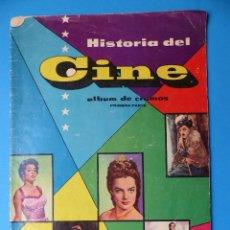 Coleccionismo Álbumes: ALBUM HISTORIAS DEL CINE PRIMERA PARTE - EXCLUSIVAS FERMA - AÑOS 1950 - VER DESCRIPCION Y FOTOS. Lote 128444551