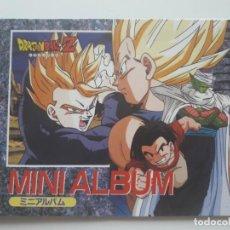 Coleccionismo Álbumes - Dragon Ball Z. Mini album para cards. Bola de Dragon Z. - 131027832