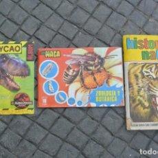 Coleccionismo Álbumes: LOTE DE TRES ALBUMES . . Lote 132956970