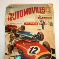 Coleccionismo Álbumes: ALBUM AUTOMOVILES 1958 EDITORIAL FHER.. Lote 134011226