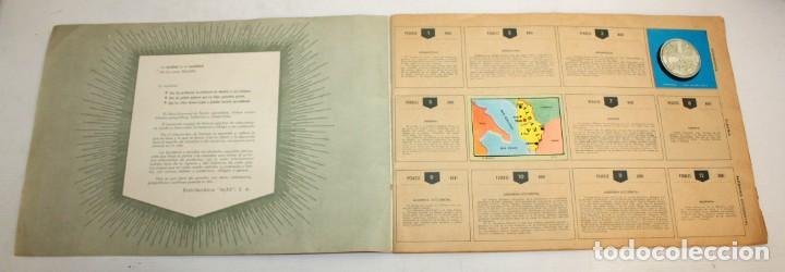 Coleccionismo Álbumes: COLECCIÓN UNIVERSAL-LIBRO DE BANDERAS-ESCUDOS-MONEDAS-MAPAS. - Foto 3 - 134133178